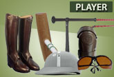 Polo equipment - Player