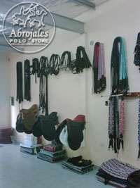 Saddlery - Show room